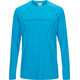 Peak Performance Gallos Co2 longsleeve Heren blauw